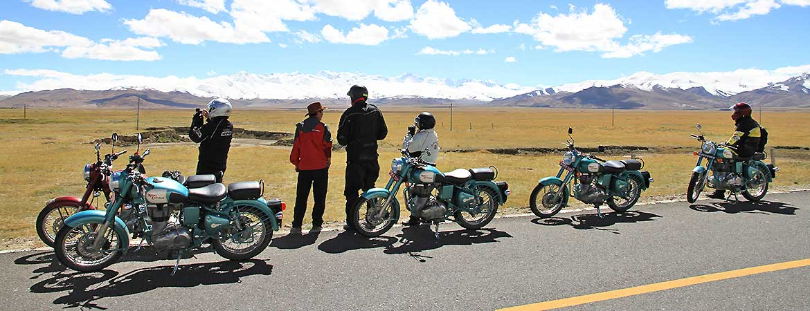 KeaRider Motorcycle Bike Tours
