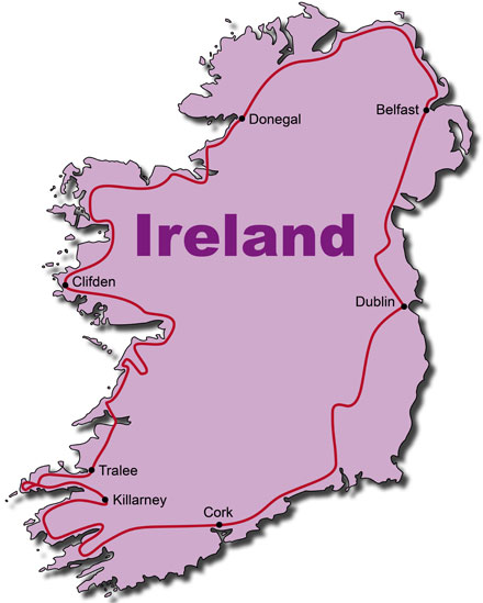Ireland Bicycle Tours